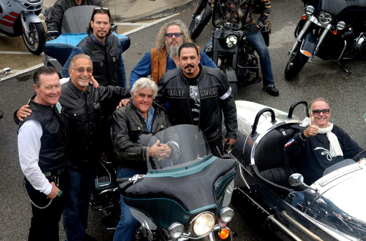 Love Ride Celebrity Riders Robert Patrick, Oliver Shokouh, Sean McNabb, Mark Boone Jr., Emilio Rivera, Lorenzo Lamas, Peter Fonda_CREDIT Chuck Null Photography